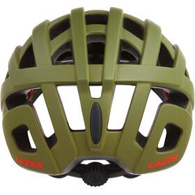 Lazer Roller Helmet matte khaki-orange
